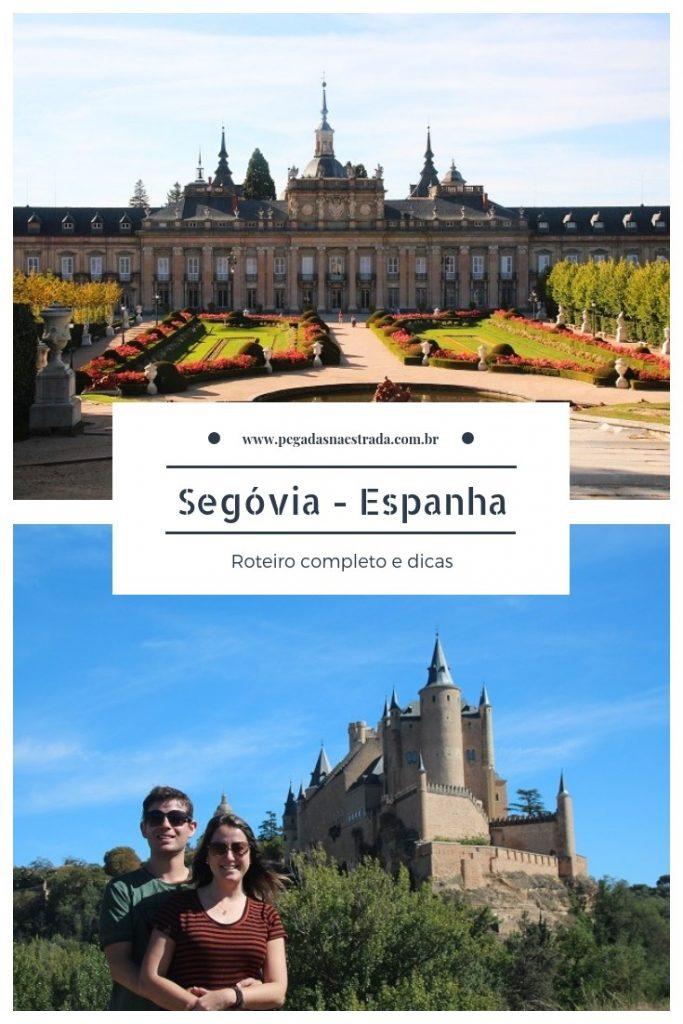 O que fazer em Segóvia, Espanha! Confira o roteiro completo, onde se hospedar e muitas outras dicas.