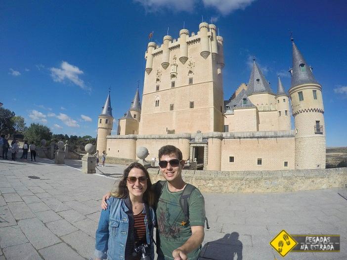 Alcázar de Segóvia Espanha