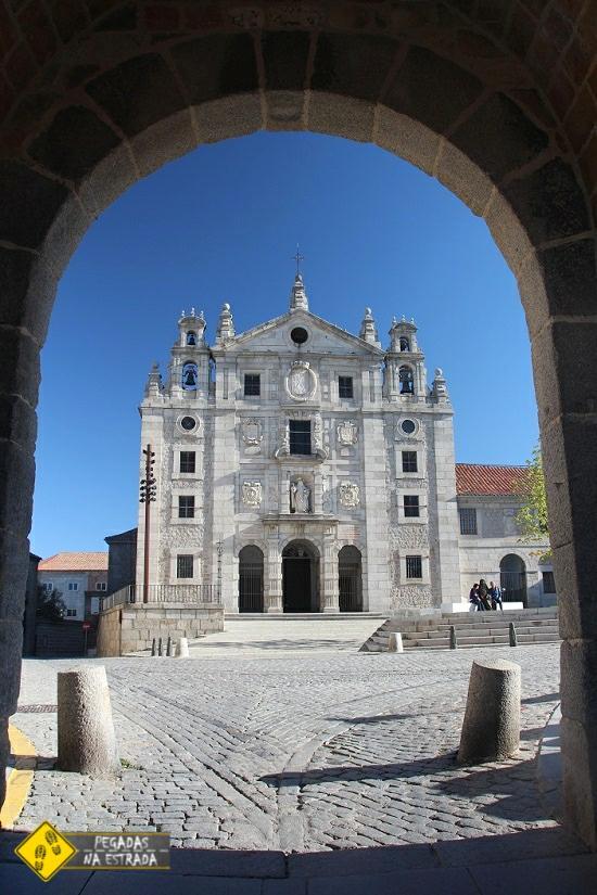 Convento de Santa Teresa Ávila Espanha