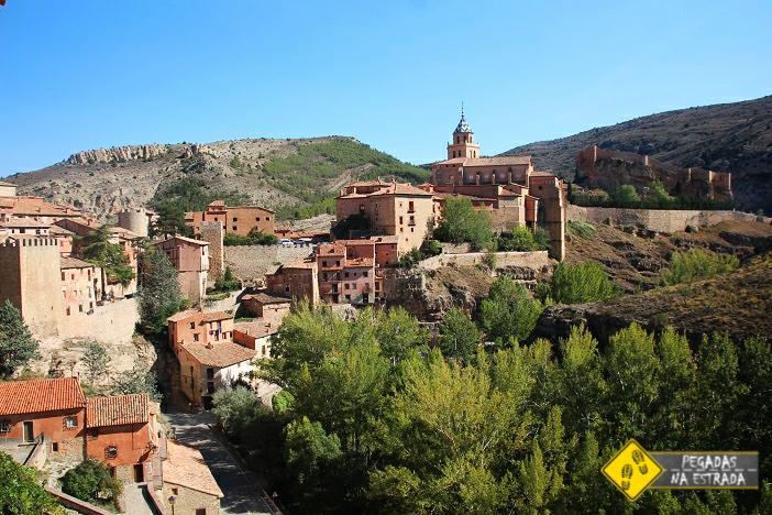 o que fazer em Albarracín