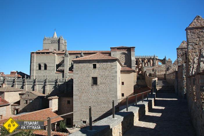 roteiro Ávila Espanha