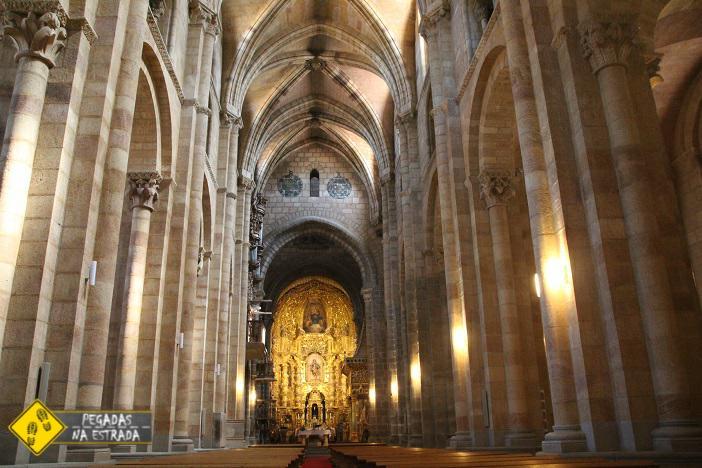 Catedral de Ávila Espanha