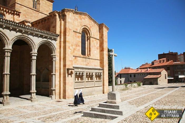 Atrações de Ávila