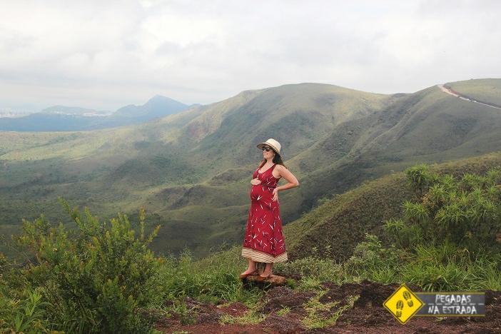 Parque Estadual Serra do Rola Moça Minas Gerais