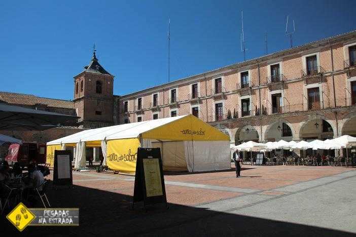 Plaza del Mercado Chico Ávila