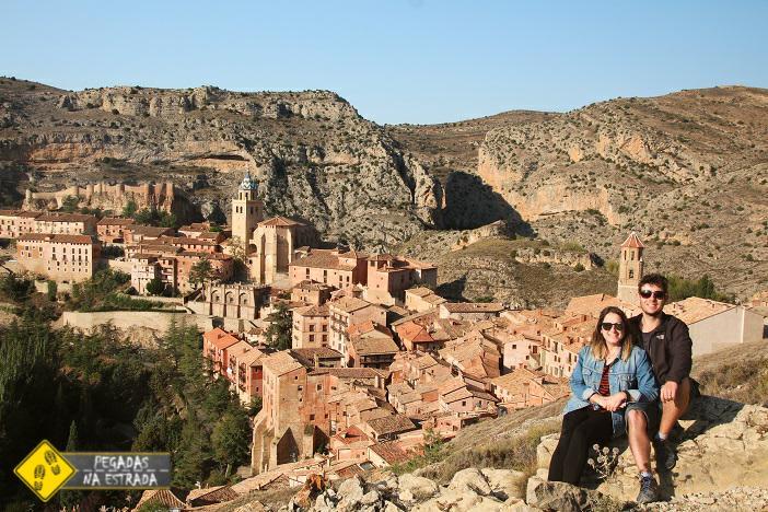 Albarracín roteiro Espanha