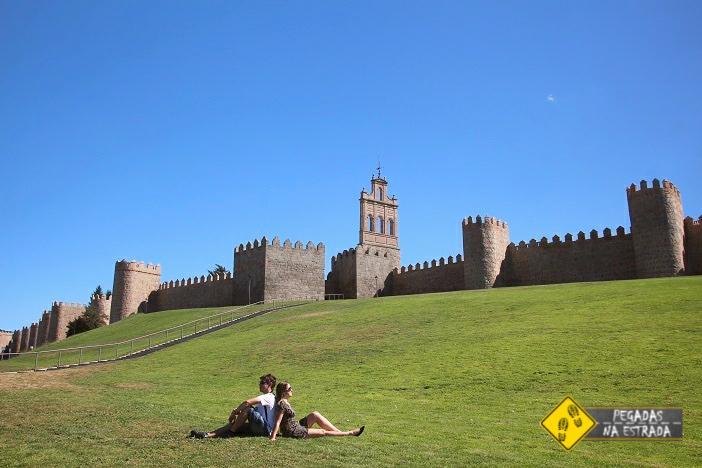 O que fazer em Ávila Espanha