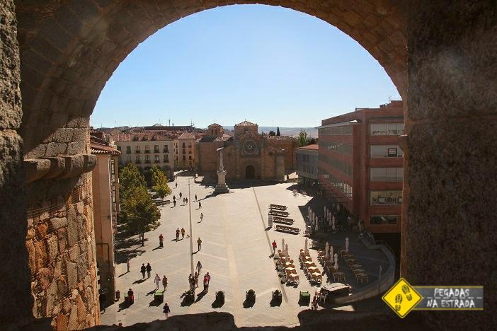 Praça de Santa Teresa de Jesus Ávila