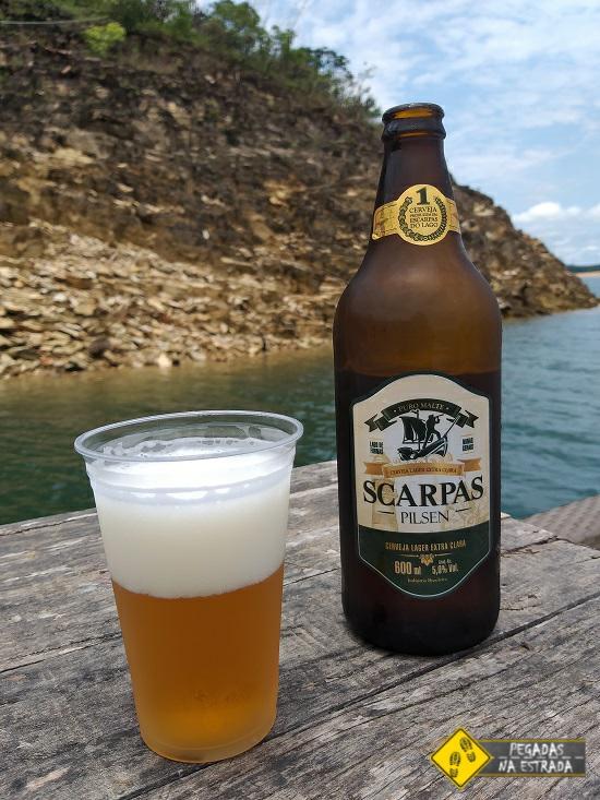 Cerveja Scarpas Lago de Furnas