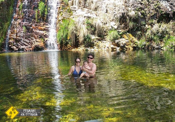 cachoeira Lagoa Azul Capitólio Minas Gerais