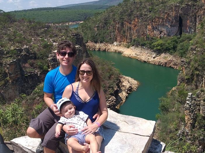 Mirante dos Canyons Capitólio Minas Gerais