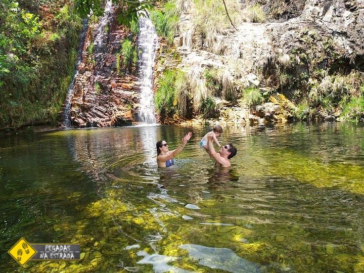 Cachoeira Lagoa Azul Capitólio Minas
