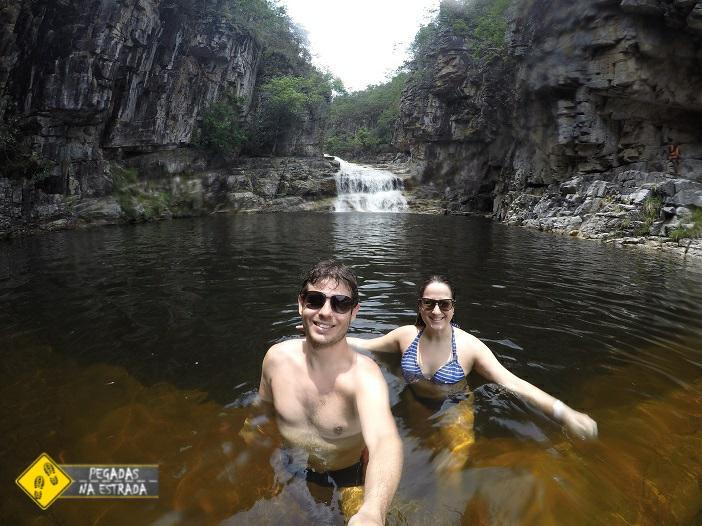cachoeiras atrações Capitólio Minas Gerais