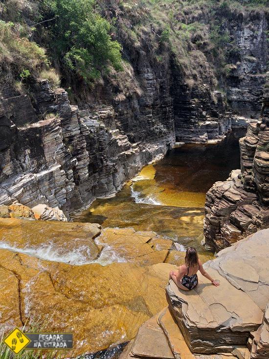 Parque Ecológico Canyon Cascata Eco Parque Capitólio