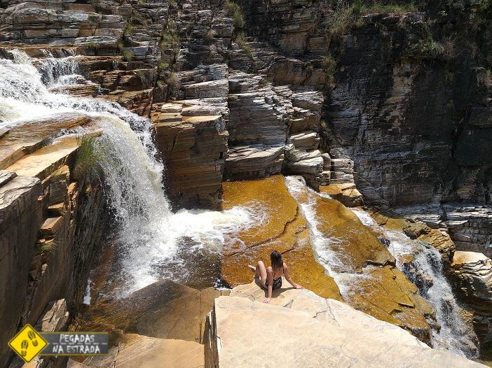 Cascata Eco Parque Capitólio Minas Gerais