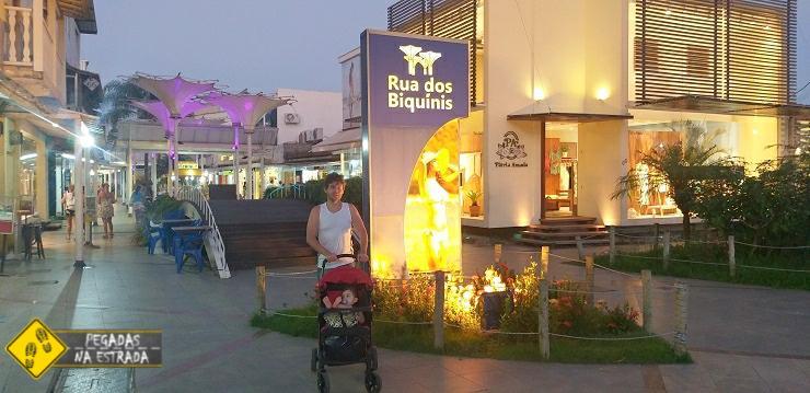 Rua dos Biquínis Cabo Frio