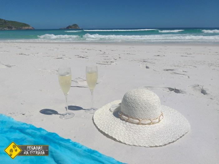 Melhores praias de Arraial do Cabo